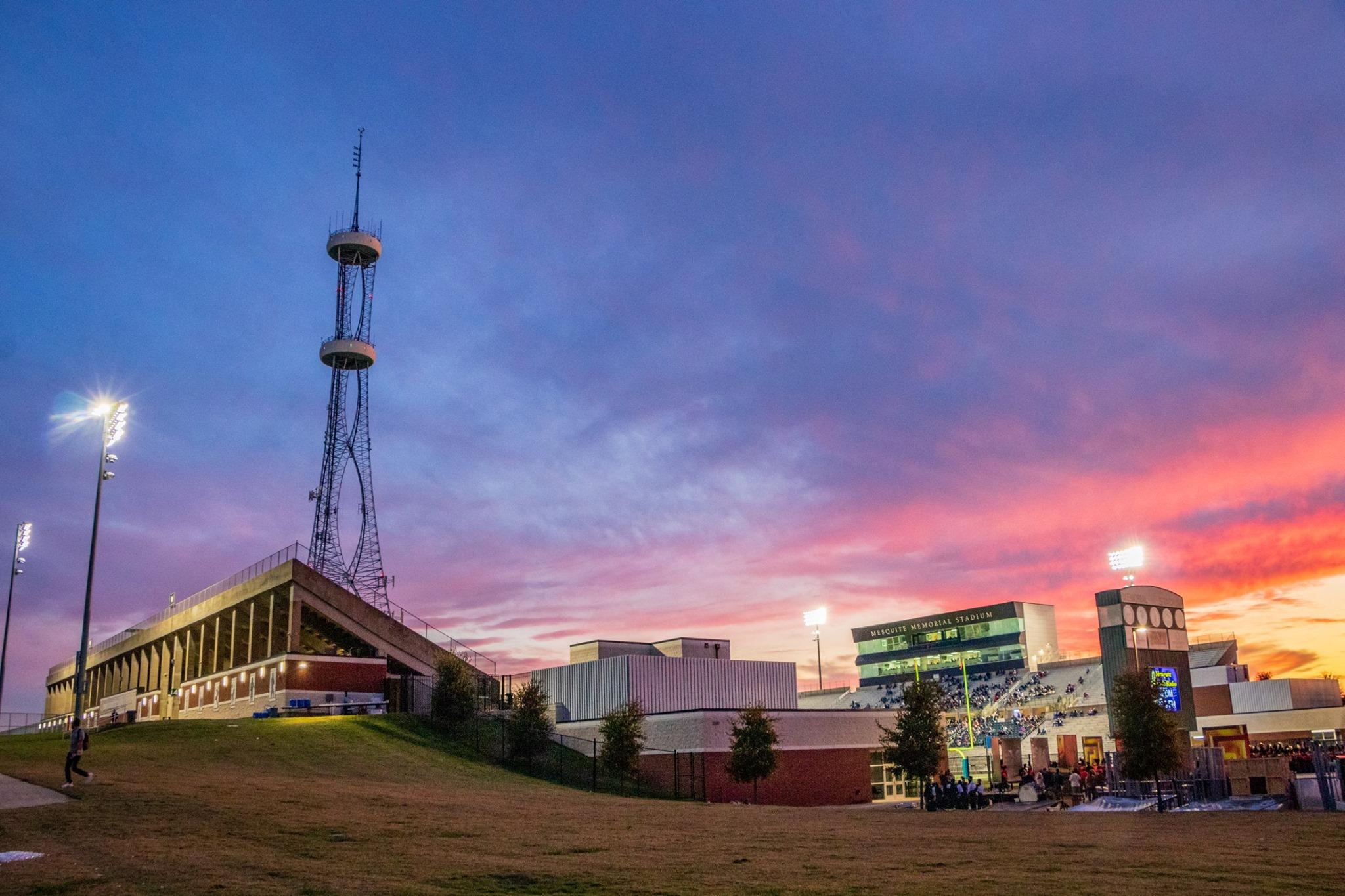 Mesquite Memorial Stadium